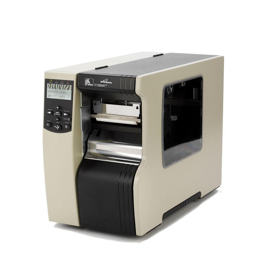 斑马110xi4条码打印机
